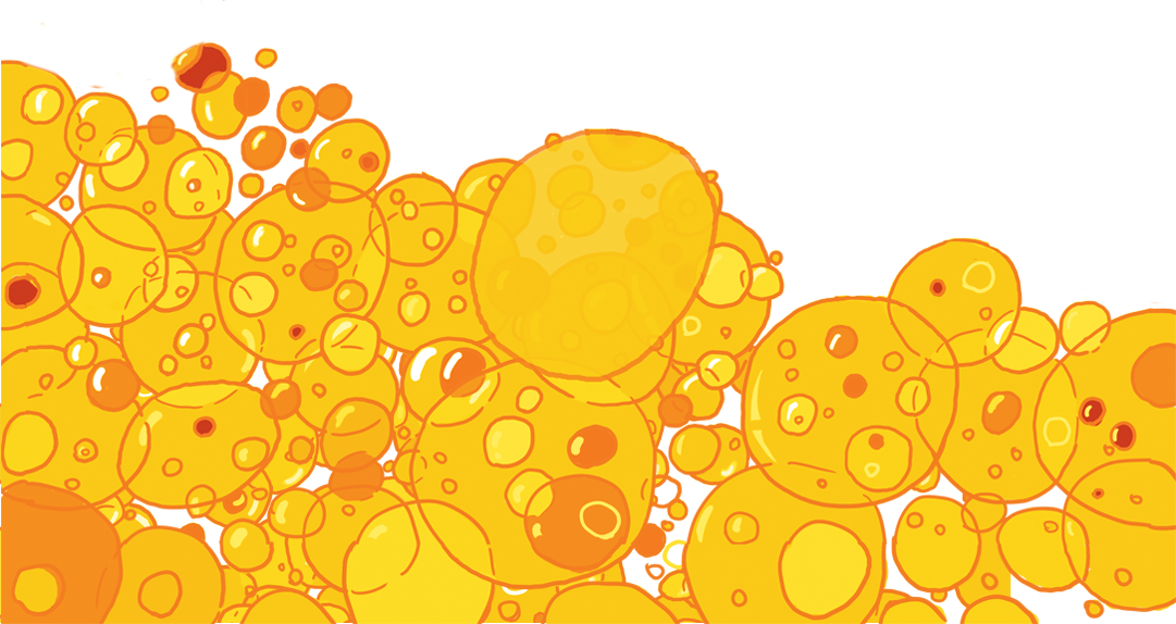 yellow bubble